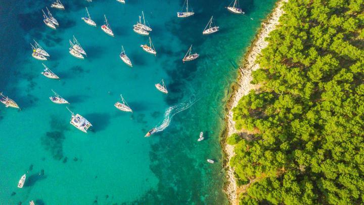 Las 5 mejores islas para visitar en barco