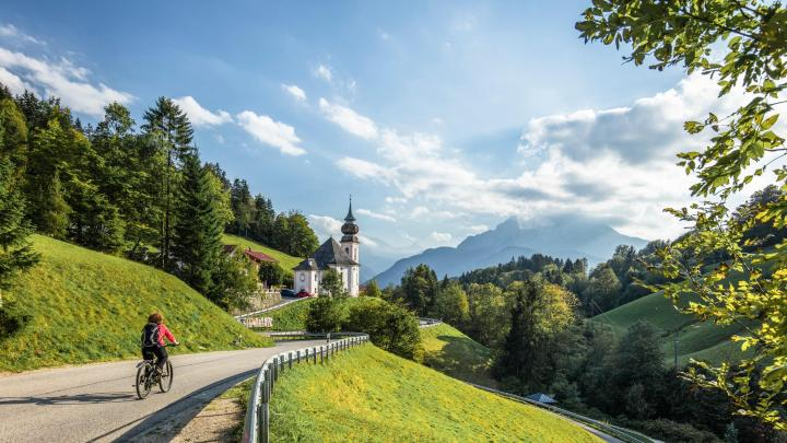 The top 5 springtime destinations in Germany