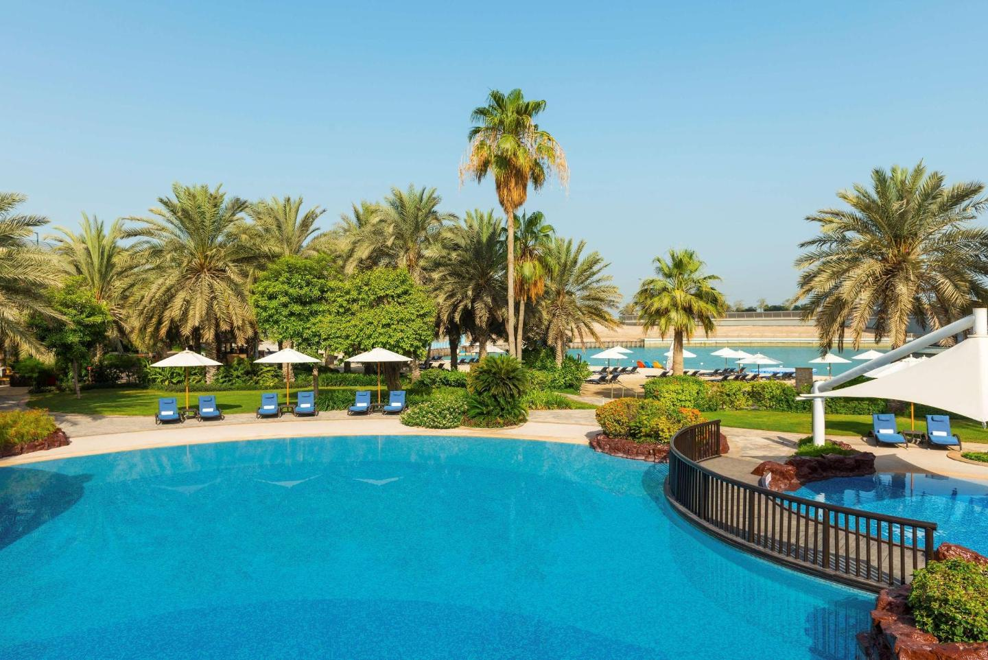 The 10 Best Hotels With Pools In Abu Dhabi Uae Booking Com