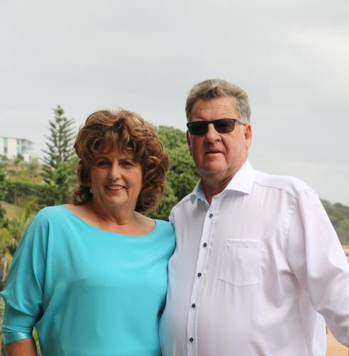 Rosemary and Brian