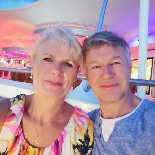 Ulrike und Michael Pilarski
