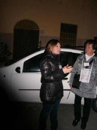 Rosamaria Lai, guida turistica e proprietaria del b&b