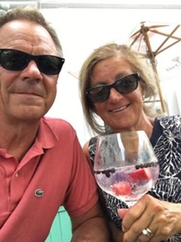 Sheena and Tim Smith