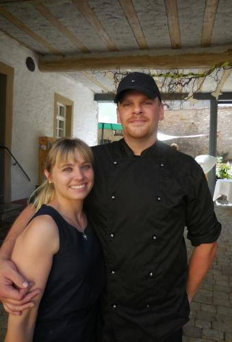 Yvonne & Michael Morgenthaler