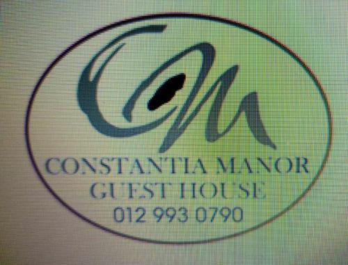 Constantia Manor guesthouse