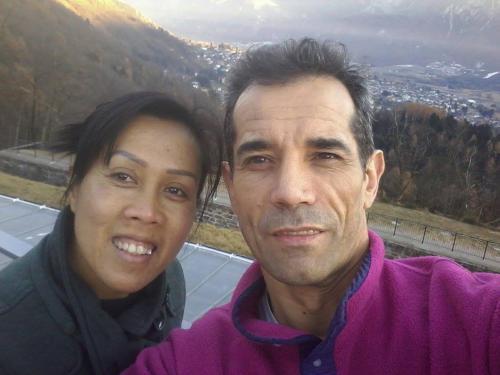 Prandel Giuseppe e Kittiya Prathumchart