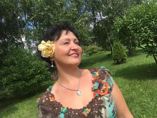 Наиля Волкова