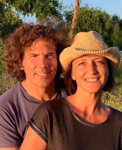 Cédric et Marjolaine