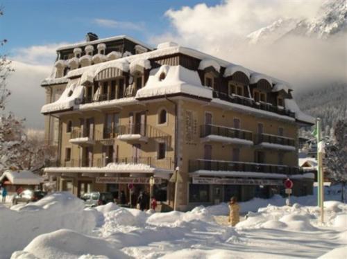 Résidence Quartz Mont-Blanc