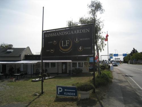 Købmandsgården