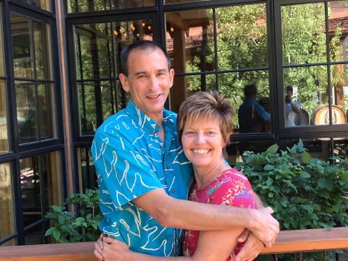 Lory and Stewart