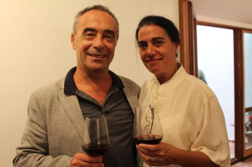 Jack Neilson and Maru Redondo