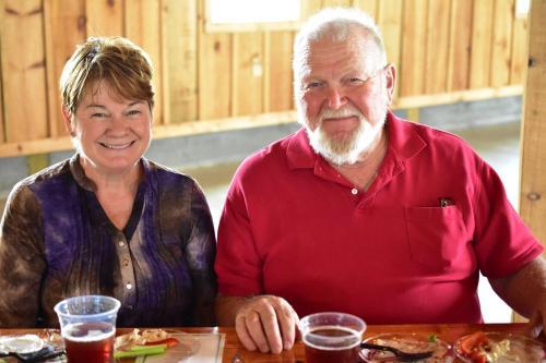 Cindy & Gary Hoback
