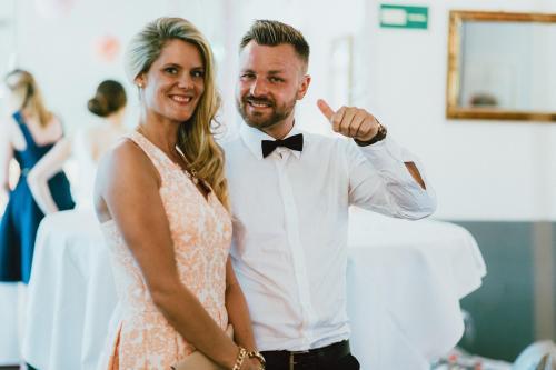 Chantal und Marcus
