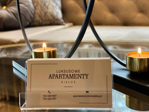 Luksusowe Apartamenty Kielce  722_226_667