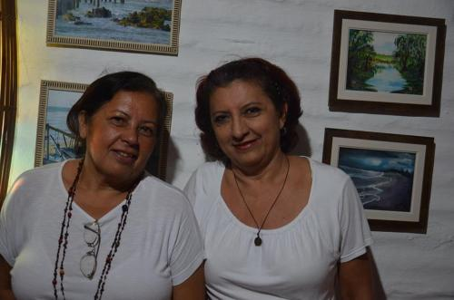 Zuila Dias e Zulenilda Dias