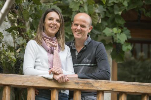 Estelle et Xavier DEHAN