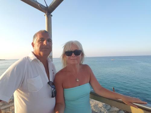 Pauline & Peter