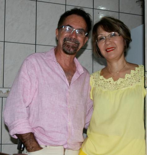Cristina - Edson