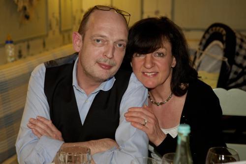 Martin und Brigitte Held (Gastgeber)