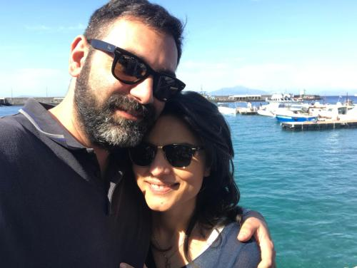 Fabio e Mariangela