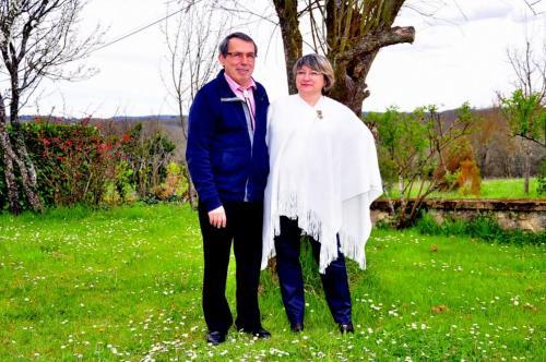 Martine et Jean Marie