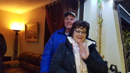 Kassie and Nita van Zyl - Owners