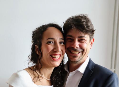 Noura et Gregory