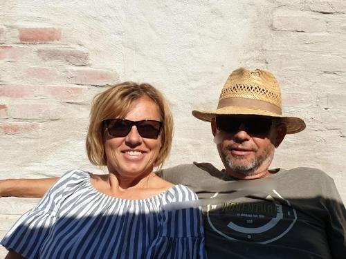 Erich und Birgit