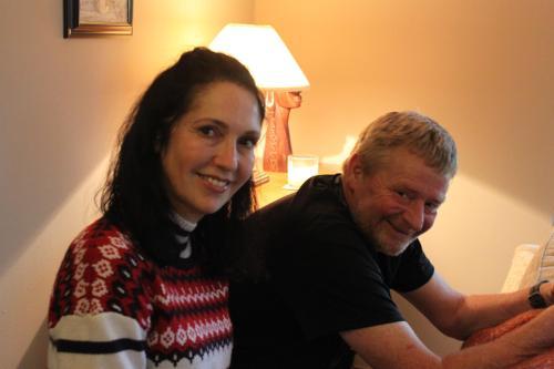 Lorna and Paul