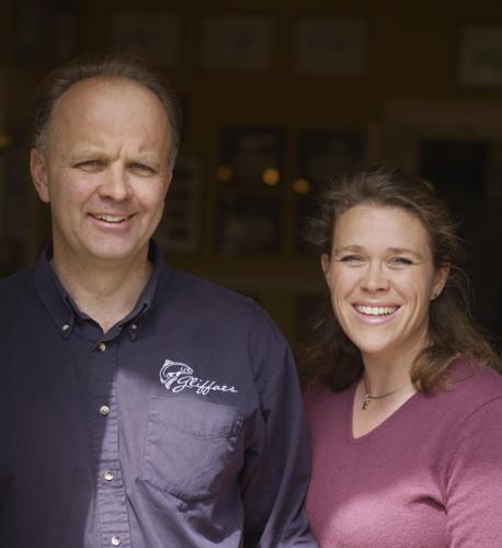 James & Susie Suter