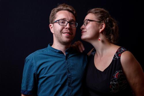 Anna und Konrad Auer