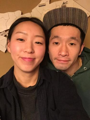 Yoshiki & Seongmi