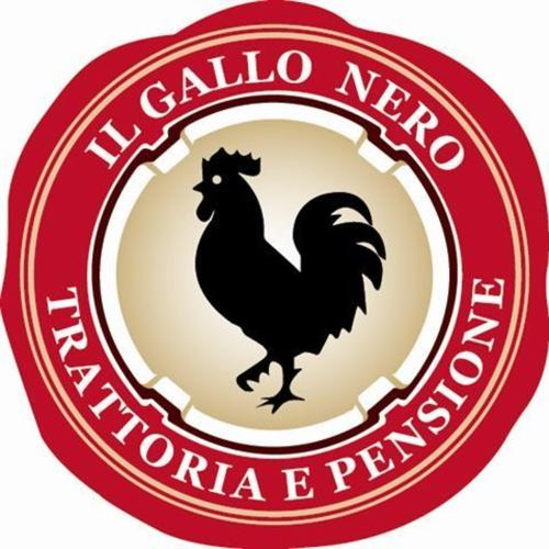 Fekete Kakas logó