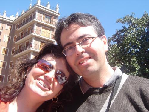 Santiago y Amparo