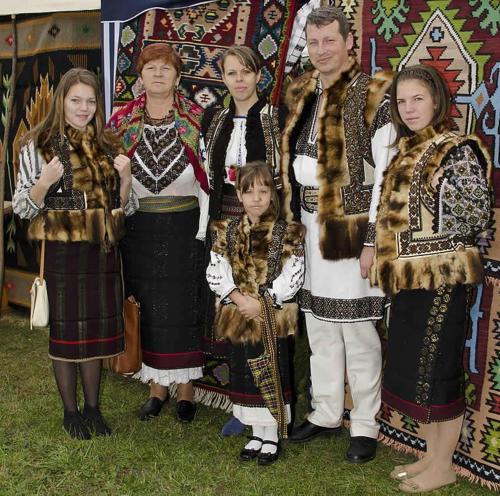 Familia TA din Bucovina