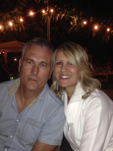 Lisa and Damian