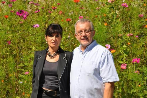 Marie-Joëlle et Jean-Bernard