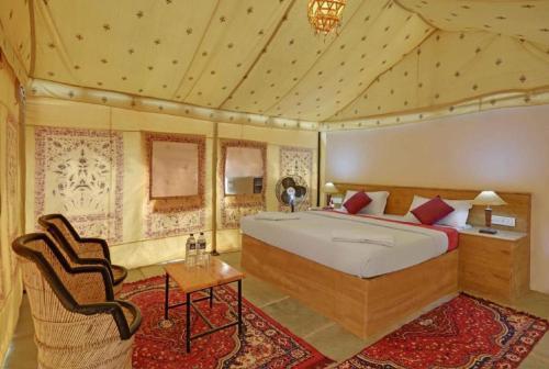 Deert Heritage Safari Camp Jaisalmer