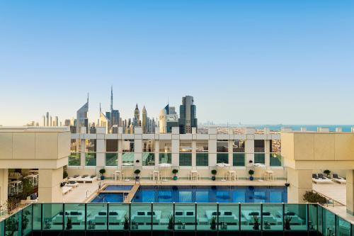 Sheraton Grand Hotel, Dubai.