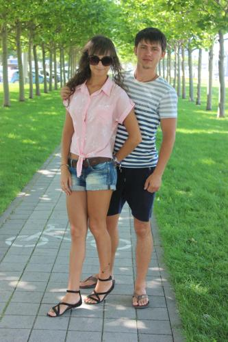 Alexandr, Kristina