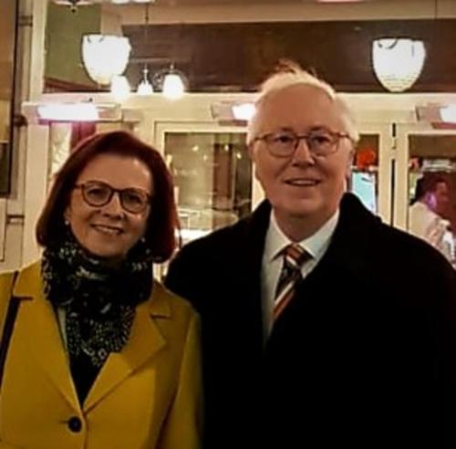 Dr Gernot Seirl und Dr. Isolde Seirl