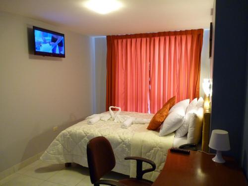 Apart Hotel El Peregrino