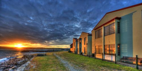 Stanley Village Waterfront Accommodation Team