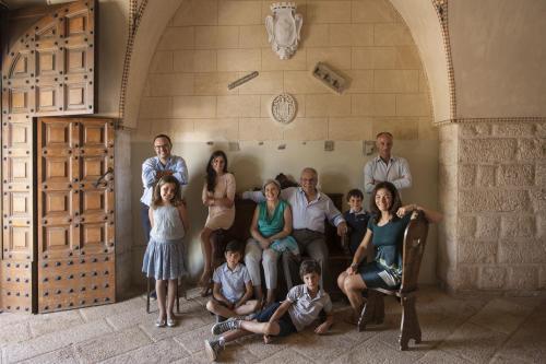 Famiglia de Miccolis Angelini