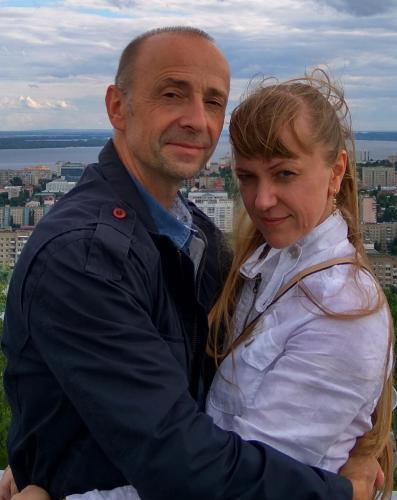 Gerd&Anastasiia Freis