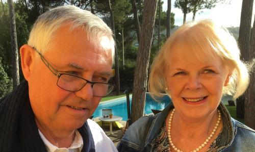 Lars Ths. Rodvelt og MaritRodvelt