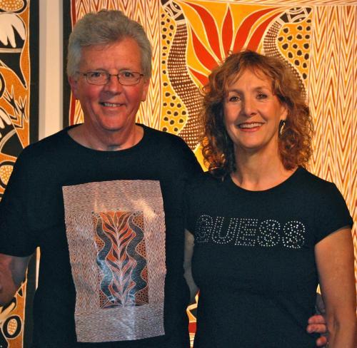 Bruce & Jill Bramhill
