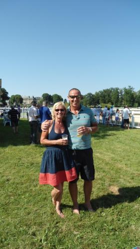 David & Jacqueline Peters