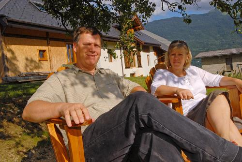 Gilles et Marie Christine